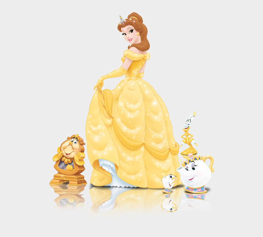 beauty and the beast belle clipart, Cartoons - Princess Belle - Beauty And The Beast Characters Belle