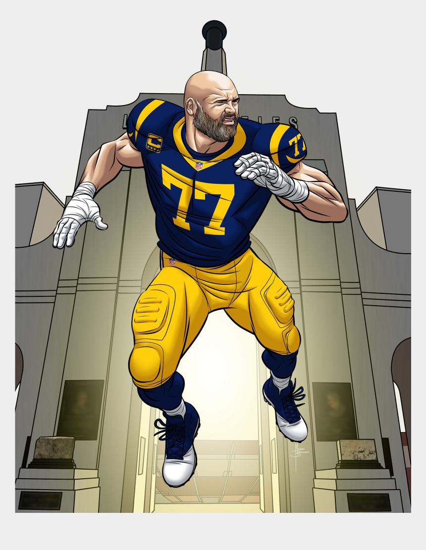football player tackling clipart, Cartoons - 2018 Weekly Winners - Cartoon
