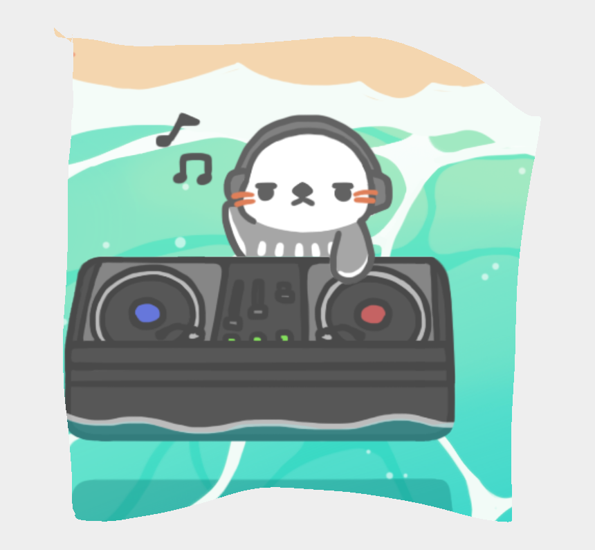 dj turntable clipart, Cartoons - Image - Illustration