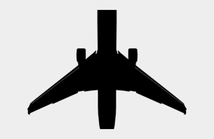 plane cliparts, Cartoons - Flight Clipart Plane Outline - Plane Silhouette