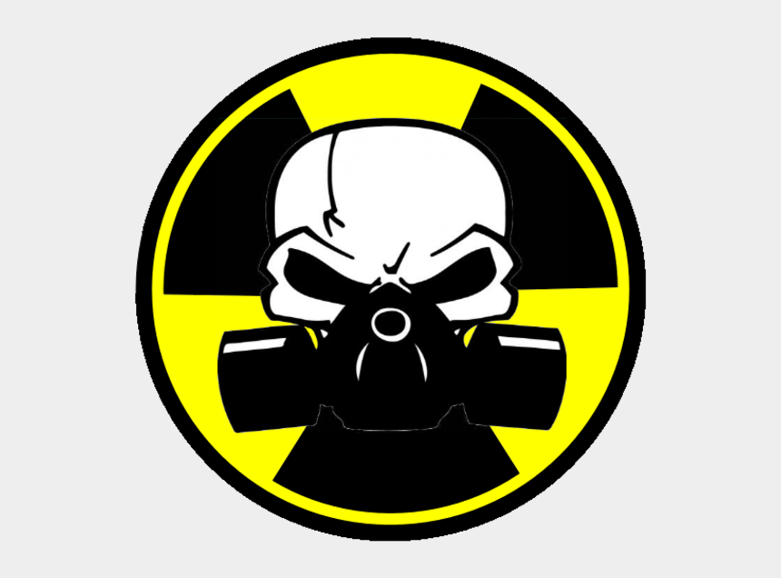 ram skull clipart, Cartoons - Gas Mask Logo Png