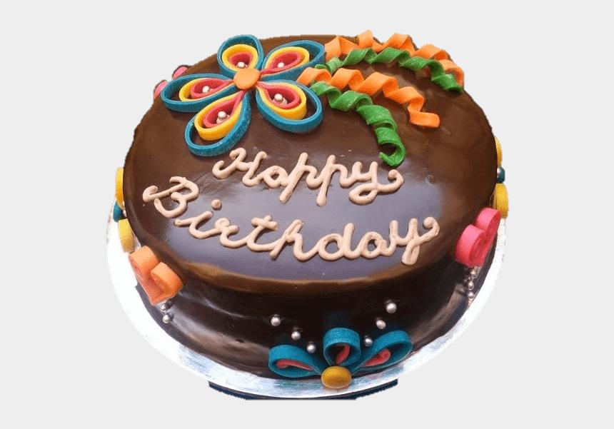 20th birthday clipart, Cartoons - Happy Birthday May - Make Chocolate Birthday Cake