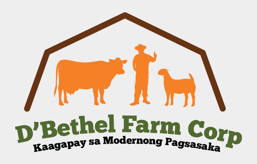 cattle ranch clipart, Cartoons - Tierra De Esperanza - Cow And Goat Logo