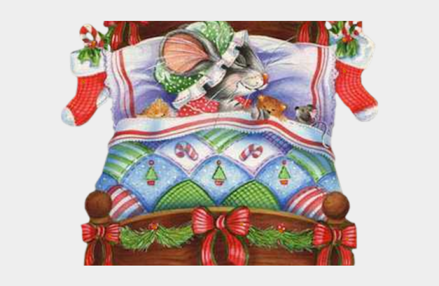 christmas sweater pattern clipart, Cartoons - Christmas Illustrations Mice