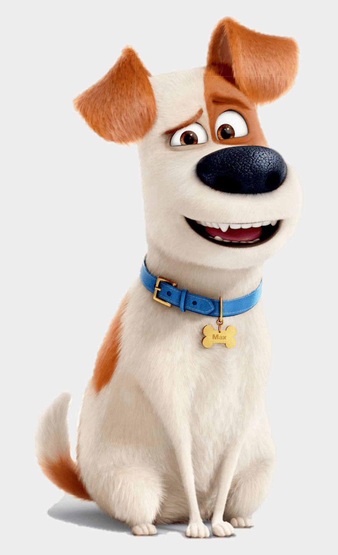 grinch clipart, Cartoons - The Secret Life Of Pets Max Listening Transparent Png - Secret Life Of Pets Dog