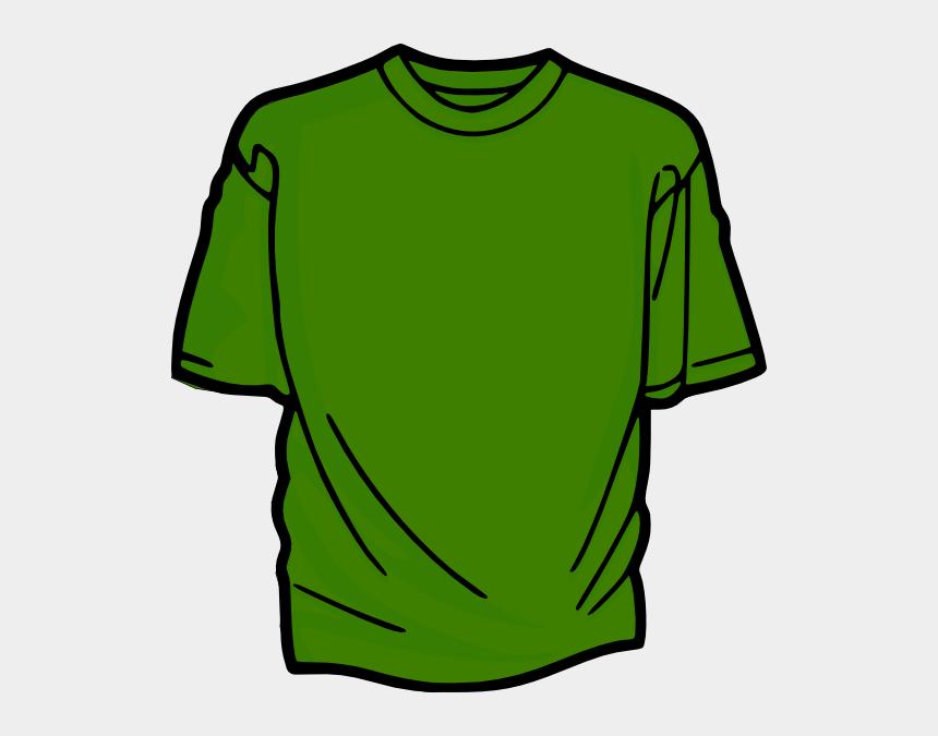 shirt clip art, Cartoons - T Shirt Clip Art