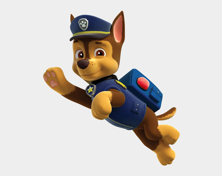 paw patrol badge clip art, Cartoons - About Chase - Chase From Paw Patrol