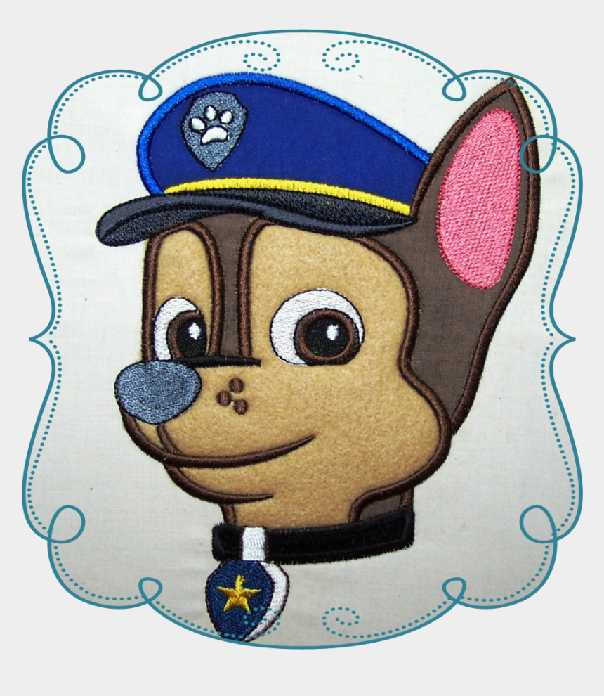 paw patrol badge clip art, Cartoons - Captain Billy - Chase Paw Patrol Cookie