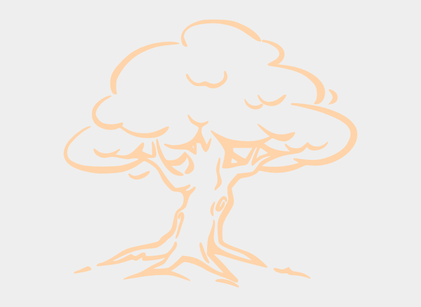 oak tree clipart, Cartoons - Tree Clipart White Png
