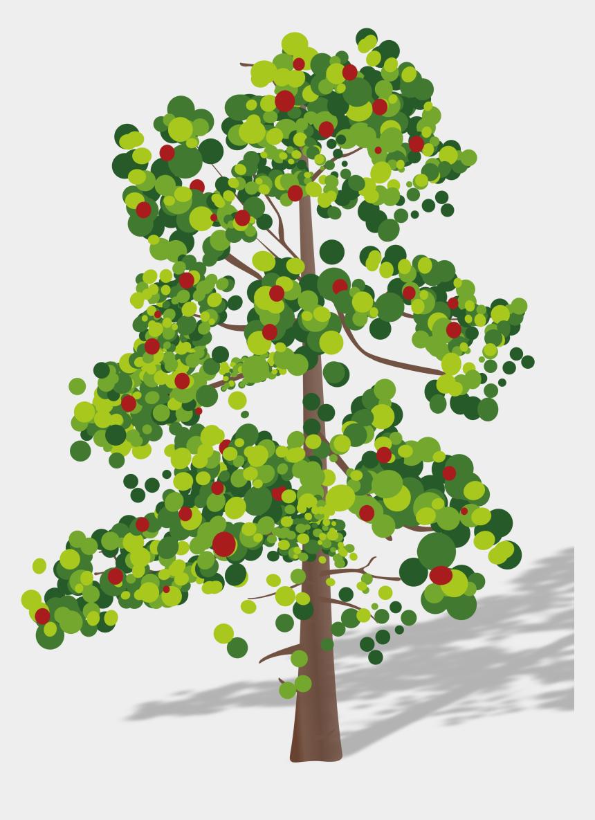 oak tree clipart, Cartoons - Tree - Aspen Clipart