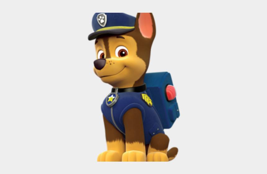 paw patrol badge clip art, Cartoons - Paw Clipart Paw Patrol - Chase Paw Patrol Png