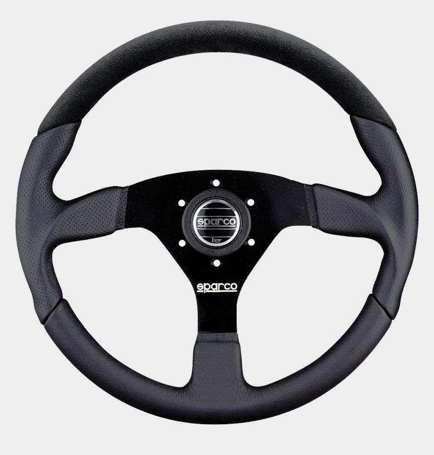 steering wheel clipart, Cartoons - Steering Wheel Png Hd - Sparco L505