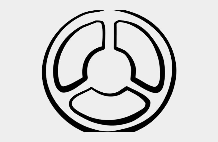 steering wheel clipart, Cartoons - Clipart Steering Wheel Transparent