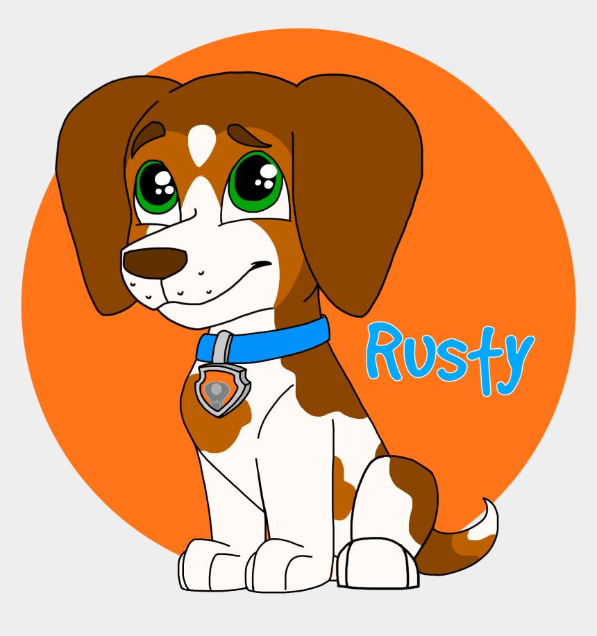paw patrol clip art, Cartoons - Name - Beagle In Paw Patrol