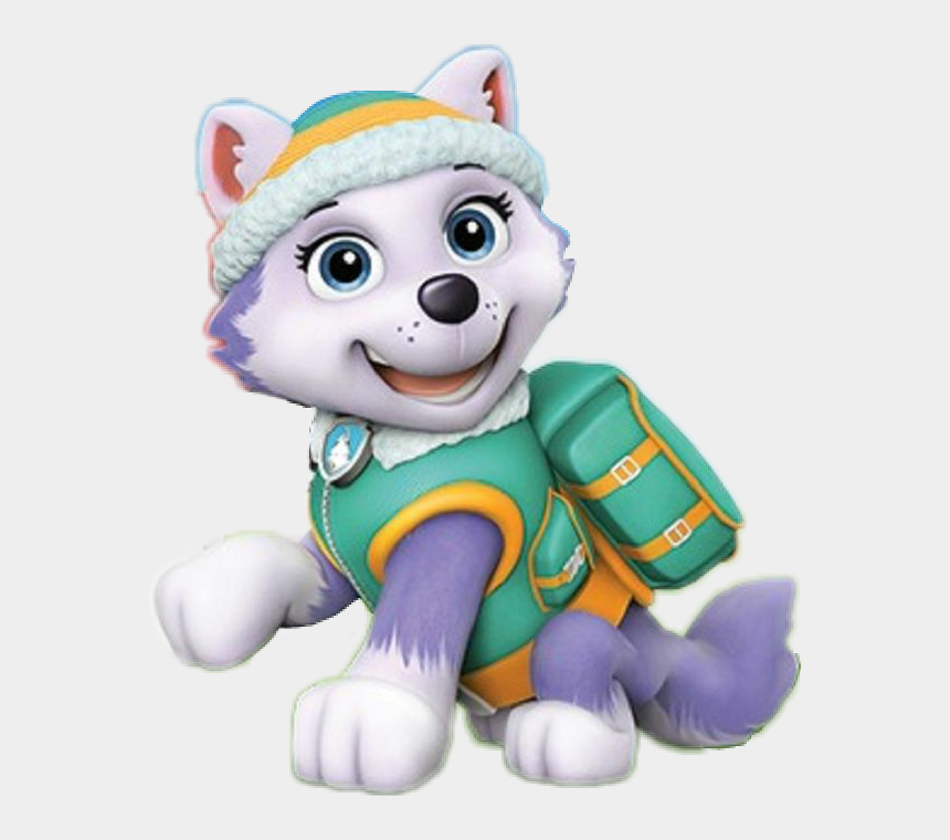 paw patrol clip art, Cartoons - Paw Patrol Everest Clipart - Everest Paw Patrol Png