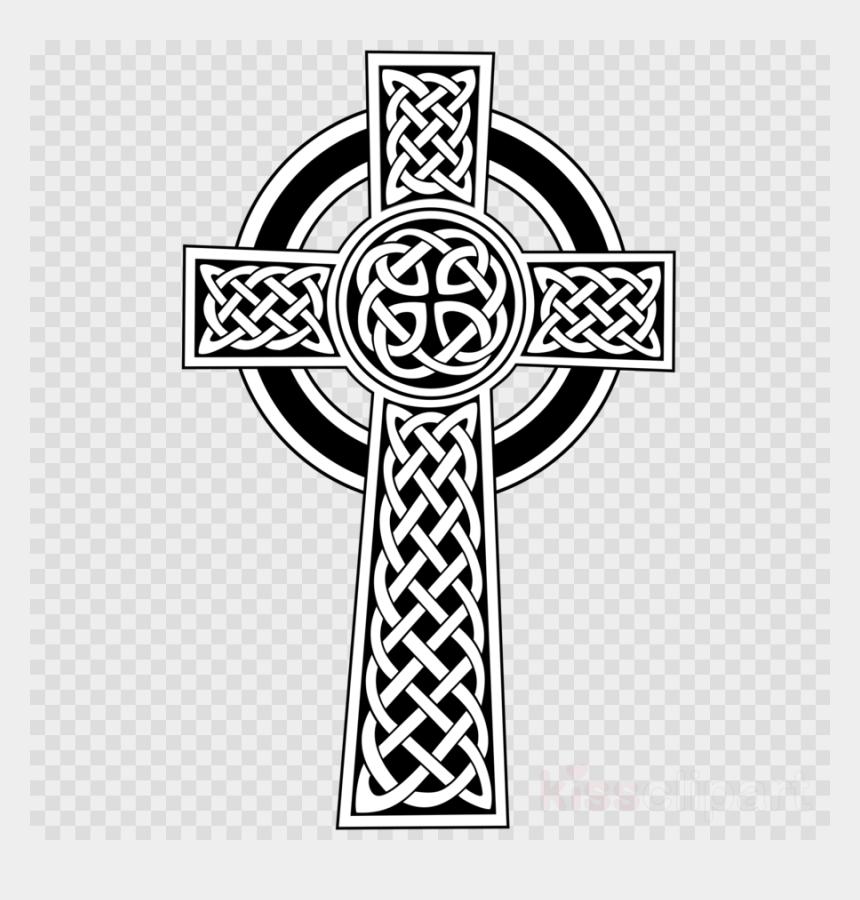 religious clipart, Cartoons - Celtic Cross Png Clipart Celtic Cross High Cross Christian - Old Catholic Church Symbol