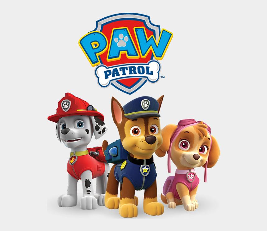 paw patrol clip art, Cartoons - Paw Patrol Birthday Party Clipart , Png Download - Paw Patrol