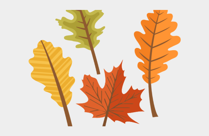 fall leaves clipart, Cartoons - Fall Leaves Clipart - Cute Autumn Leaves Cliparts