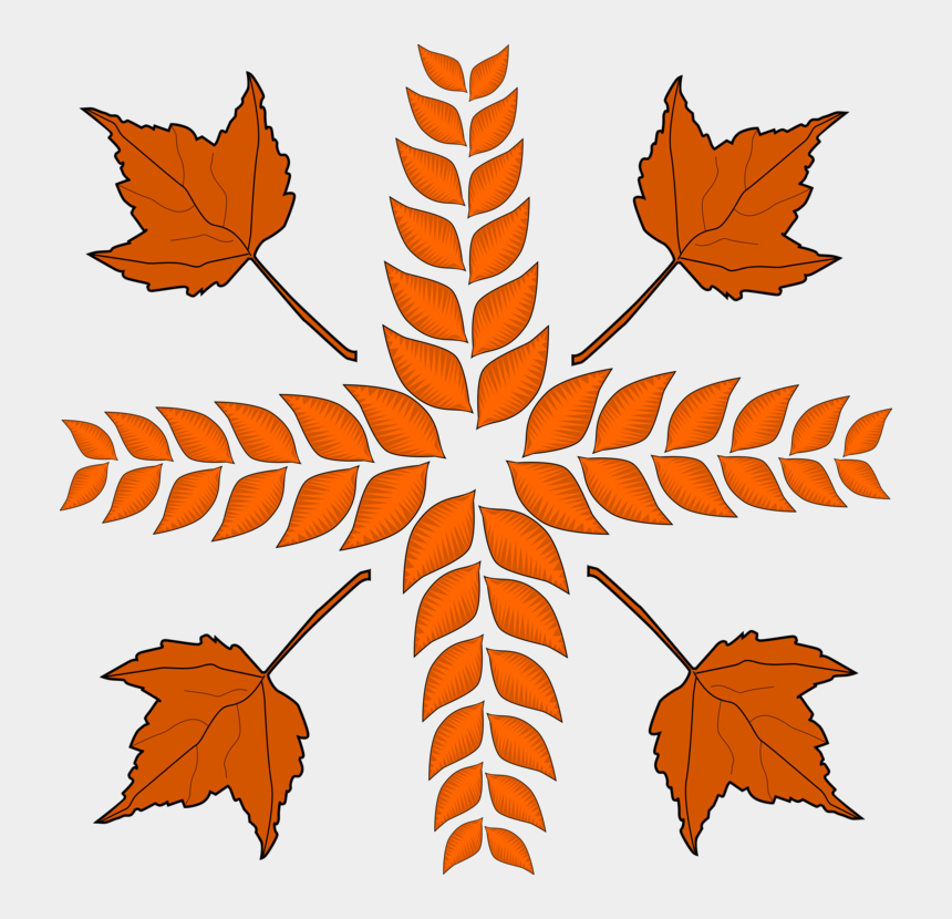 fall leaves clipart, Cartoons - Foliage Dry Leaves Autumn Decoration Fall Leaves - Autumn Leaf Cross