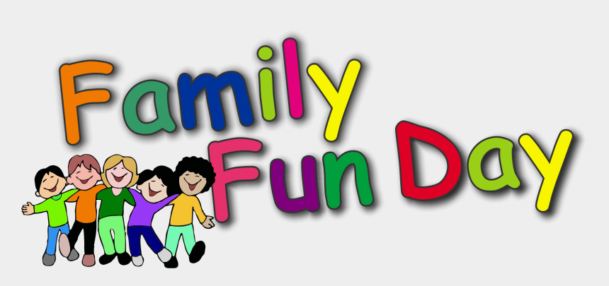 Families Clipart Banner Family Fun Day 2018 Cliparts Cartoons Jing Fm