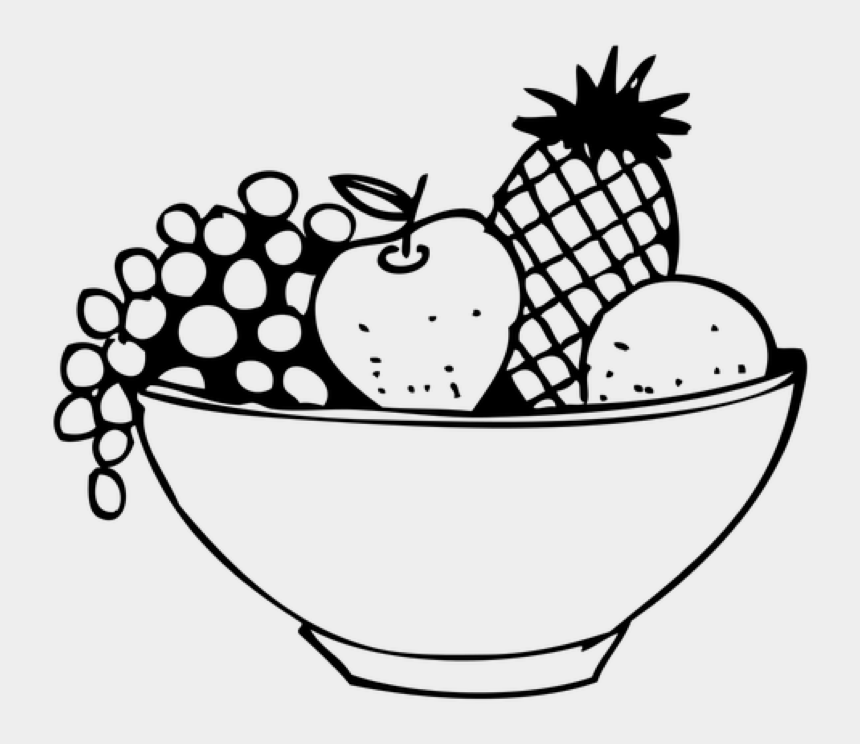 apple clipart black and white, Cartoons - Apple Fruit Drawing At Getdrawings - Fruit Basket Line Drawing