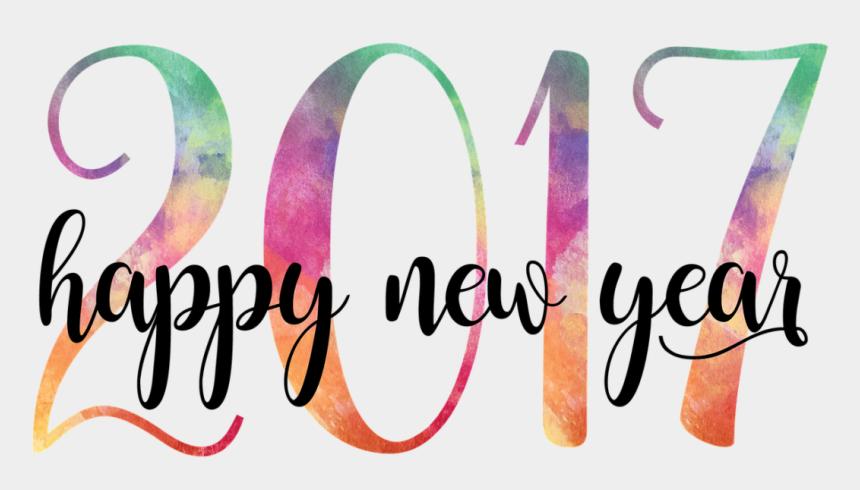 happy new year 2017 clipart, Cartoons - New Year 2017 Happy New Year New Year Greeting - Happy New Year 2017 Png