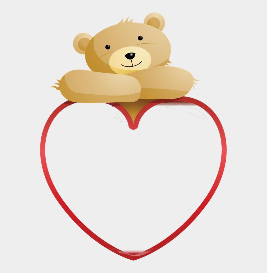 hug clipart, Cartoons - Teddy Bear And Heart Teddy Bear Images, Teddy Bear - Teddy Bears With Hearts