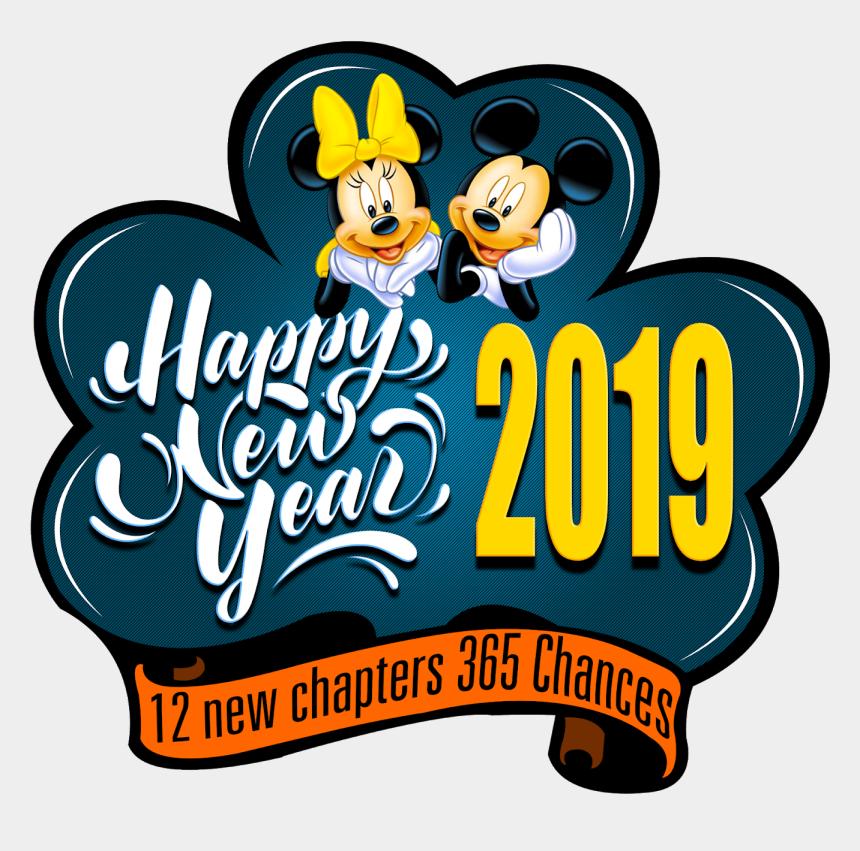 happy new year clipart free, Cartoons - 2019 Happy New Year Png Logo Free Downloads - Happy New Year 2019 Naveen Gfx