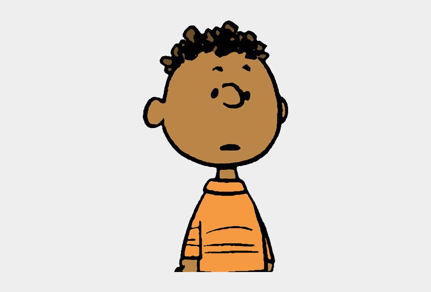 peanut clipart, Cartoons - Transparent Peanut Cartoon - Franklin From Charlie Brown
