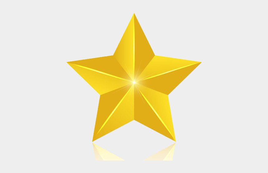 gold star clipart, Cartoons - 3d Gold Star Png Image - Golden Stars For Photoshop