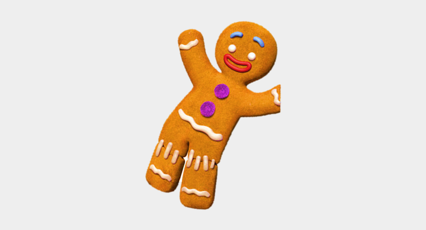 gingerbread man running clipart, Cartoons - Run, Run As Fast As You Can - Cartoon