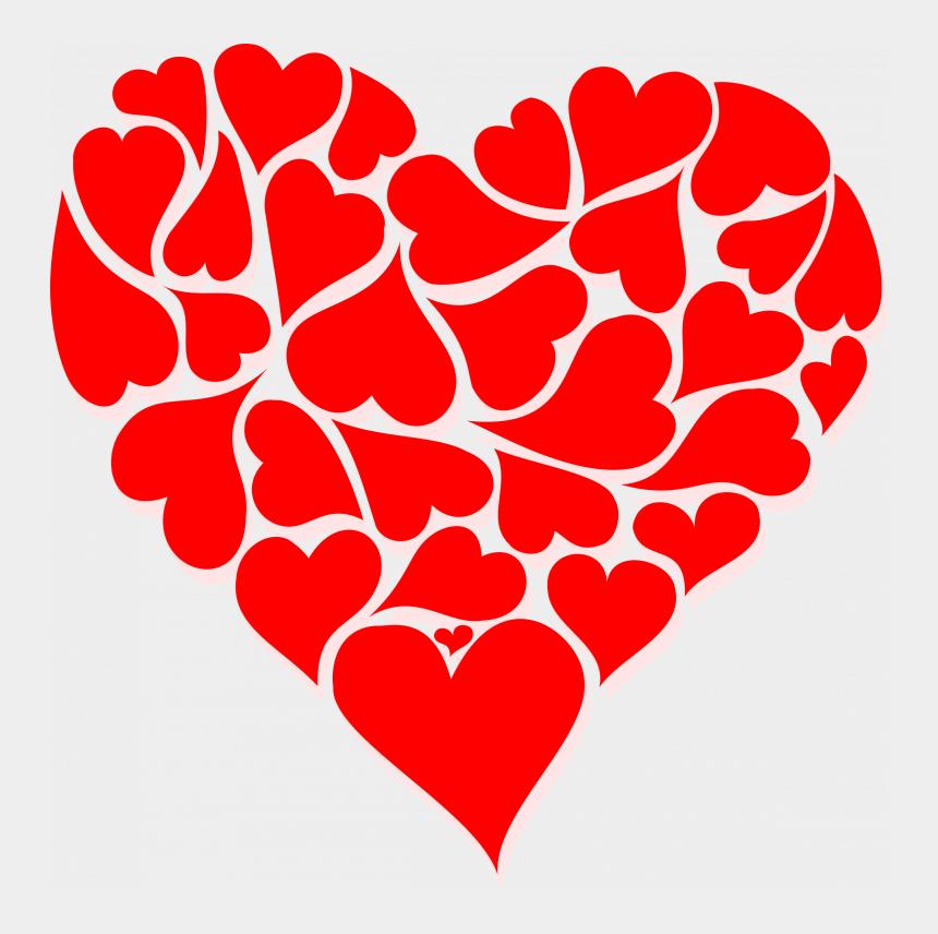 clipart image of a heart, Cartoons - Transparent Valentines Clip Art