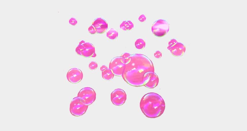 pink bubbles clipart, Cartoons - #pink #bubbles #pinkbubbles #aesthetic - Vaporwave Pink Aesthetic Transparent