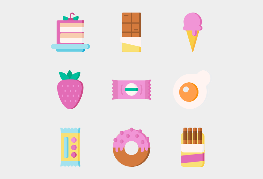 sweet candy clipart, Cartoons - Shop Vector Sweet