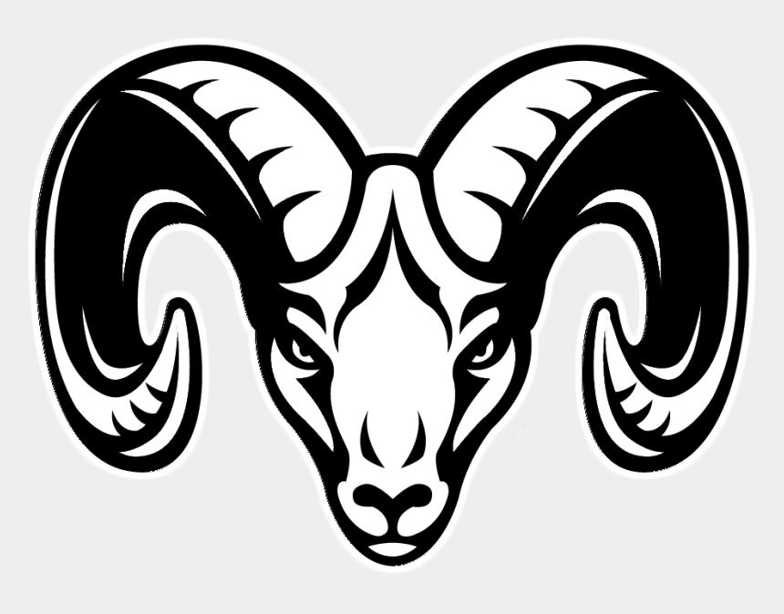 ram mascot clipart, Cartoons - Mayde Creek High School Rams - Ramsay High School Logo