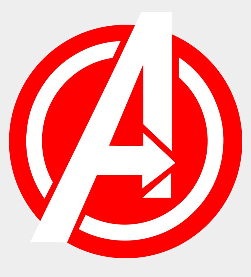 avengers logo clipart, Cartoons - Avengers Logo Png