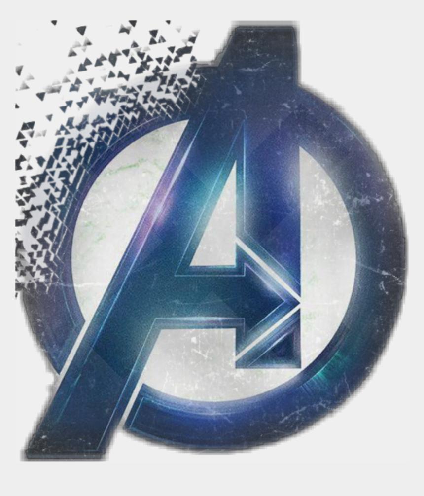 avengers logo clipart, Cartoons - #infinitywars #avengers #marvel #cool #fade - Graphic Design