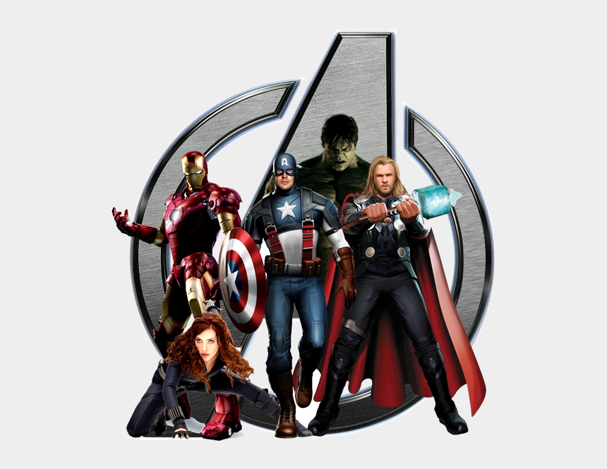 avengers logo clipart, Cartoons - Download Avengers Free Png Photo Images And Clipart - Imagenes De Avengers Png