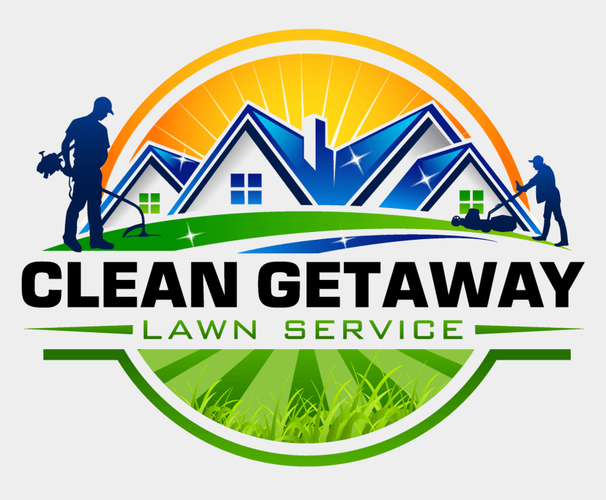 lawn service clipart free, Cartoons - Graphic Design