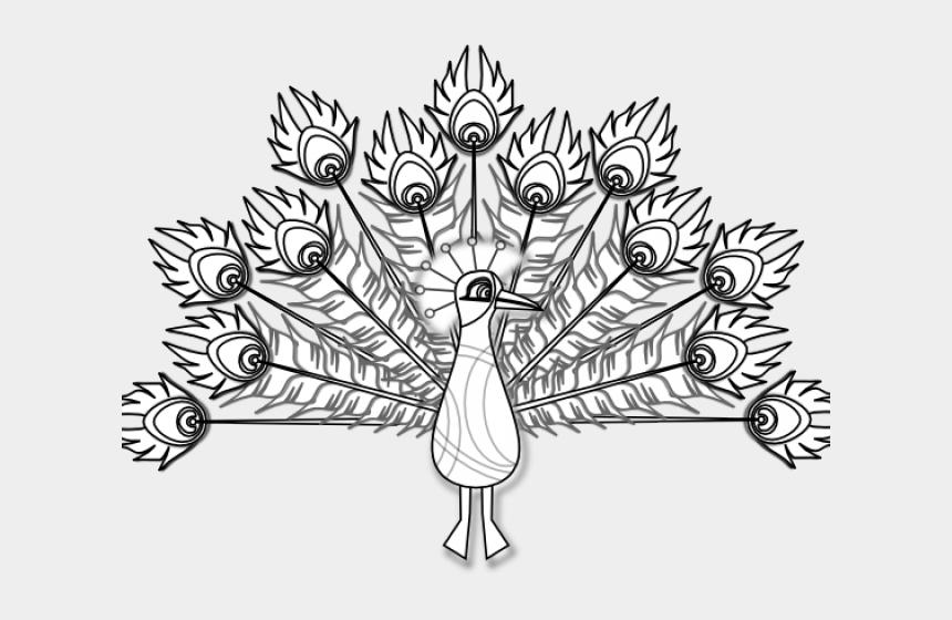 Download 660+  Gambar Burung Merak Kartun HD Terbaru