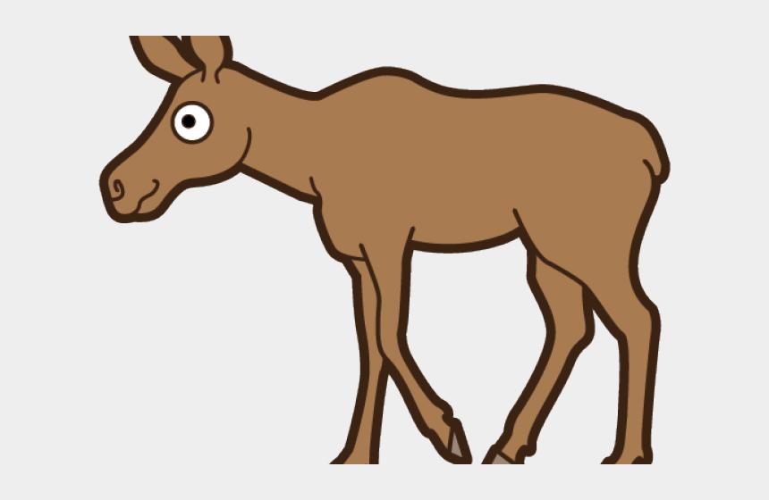 clipart of moose, Cartoons - Original