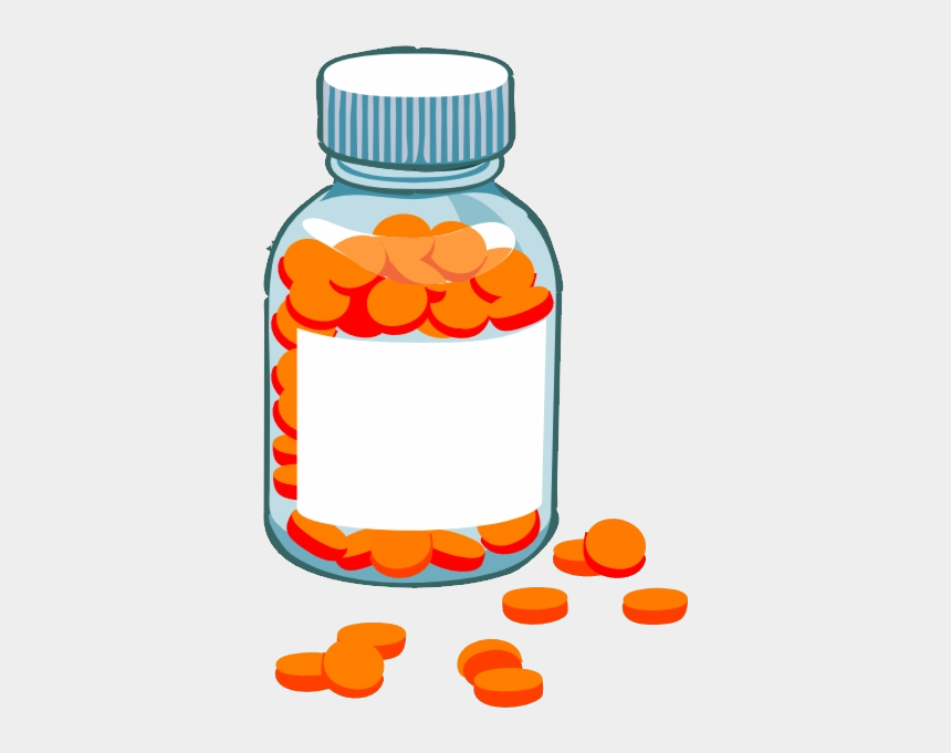 vitamin bottle clipart, Cartoons - Vitamins Png - Storage And Administration Of Medication