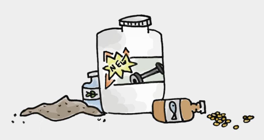 vitamin bottle clipart, Cartoons - Pill Clipart Supplement
