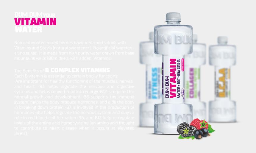 vitamin bottle clipart, Cartoons - Dum Dum Vitamin Water - Dum Dum Water Bottle