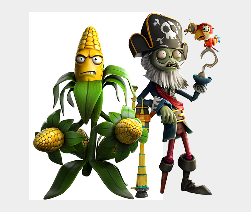 garden plants clipart, Cartoons - Plants Vs Zombies Garden Warfare 2 Png - Plants Vs Zombies Garden Warfare 2
