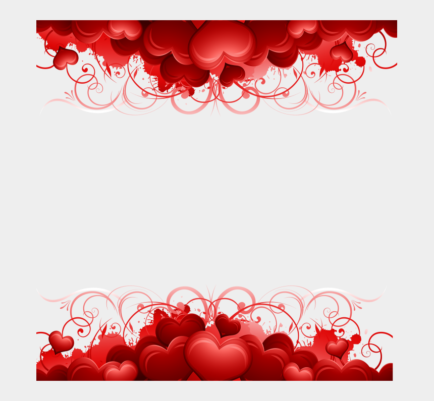 valentine's day card clipart, Cartoons - Valentines Day Background Png