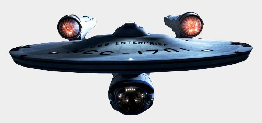 starship clipart, Cartoons - Star Trek Enterprise Front