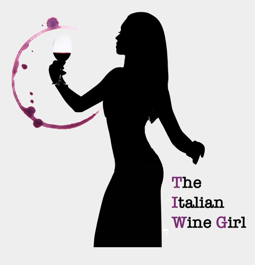 girl drinking wine clipart, Cartoons - His Wife For A Hat