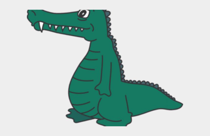clipart of alligator, Cartoons - Alligators