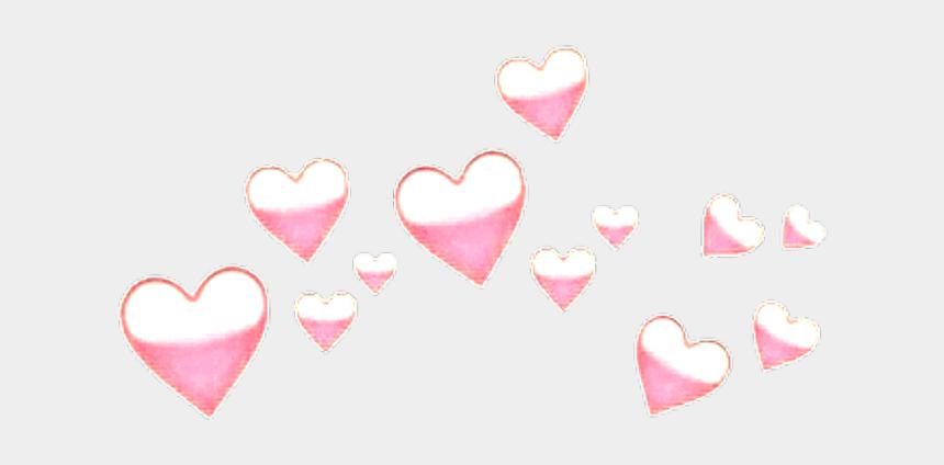 cabeza clipart, Cartoons - Corazones Heart Hearts Corazon Cabeza Head - Hearts Over Head Transparent